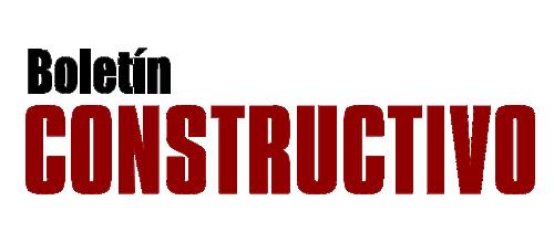 Boletín CONSTRUCTIVO